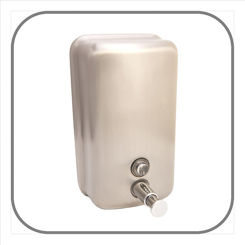 Golden Touch Stainless Steel Soap Dispenser 1.2L