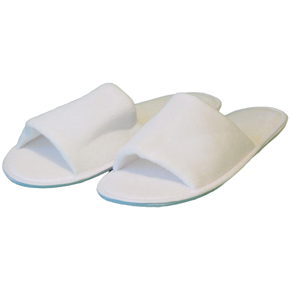 Hectoserve Hotel Slippers Open Toe