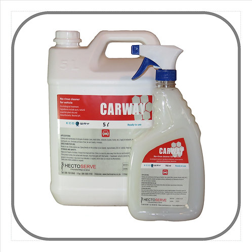 Carway Waterless Vehicle Cleaner