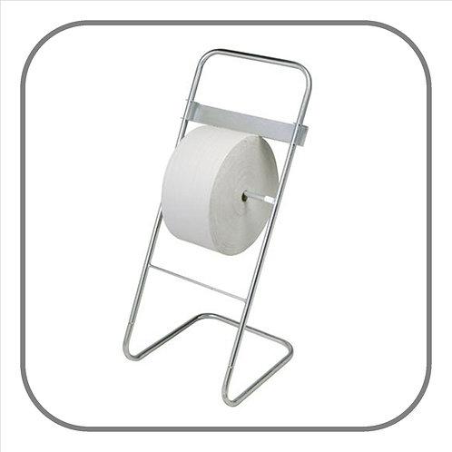 Jumbo Paper Roll Floor Stand - Mild Steel
