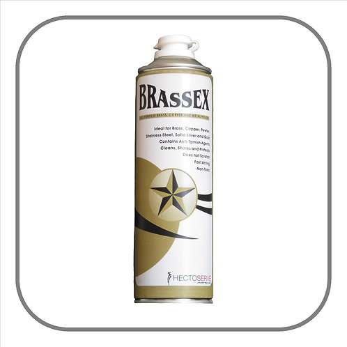 Brassex Brass and Copper Polish 500ml