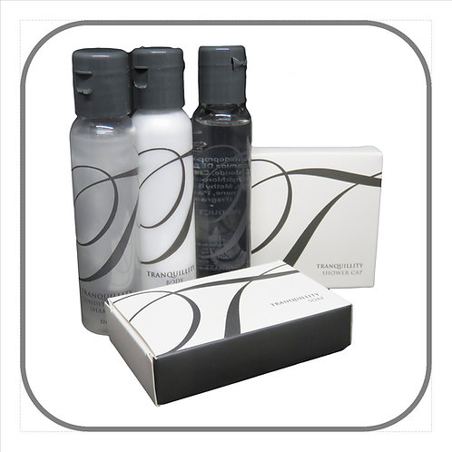 Tranquility Guest Amenities Pack
