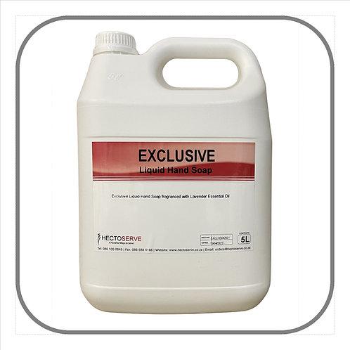 Exclusive Liquid Hand Soap Refill 5L