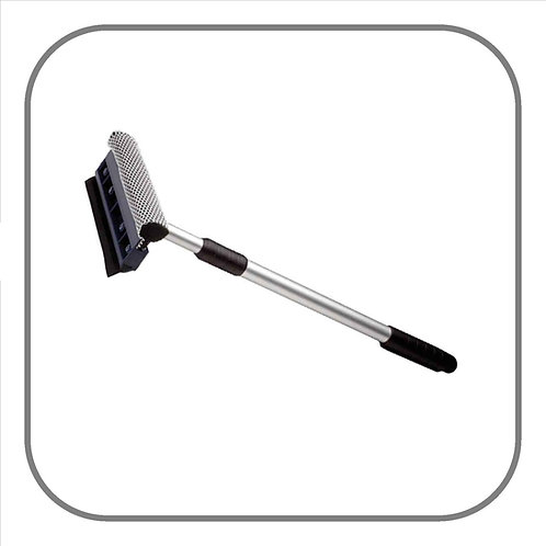 Telescopic Handle Window Squeegee