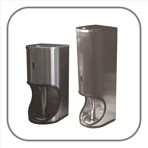 Toilet Roll Dispensers - Stainless Steel