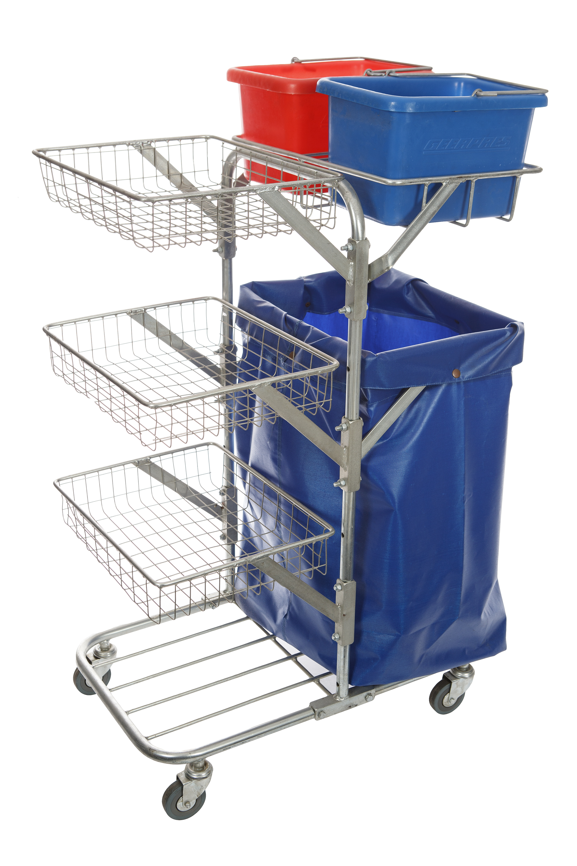 Hectoserve Chauffer Valet Trolley