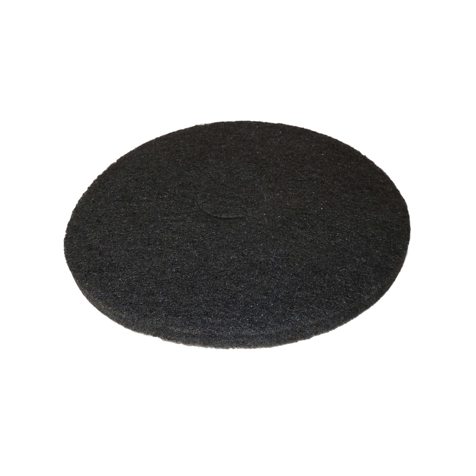 Hectoserve Black Floor Pads