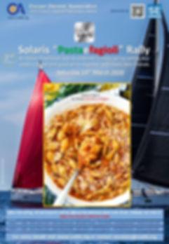 COA 2020 Solaris Pasta & Fagioli Rally -