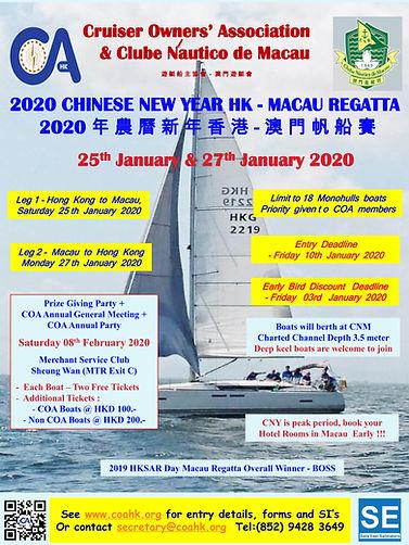 21 - COA-CNM 2020 Chinese New Year Macau