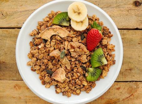 Vanilla & Pear Superfood Granola