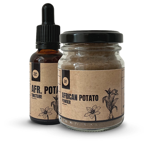 African Potato Powder