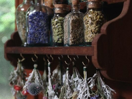 Incorporating Herbalism into your daily practice – plus a FREE chart for building your protocol