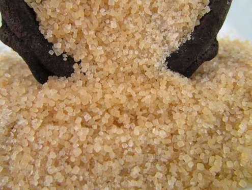 açúcar de demerara Empório Manjericão Produtos Naturais