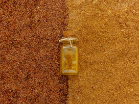 Benefícios e uso da farinha de linhaça