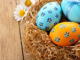 Páscoa para todos – Receitas de ovos sem glúten e lactose