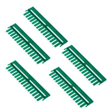 Mini-PROTEAN® Comb, 15-well, 0.75 mm, 20 μl