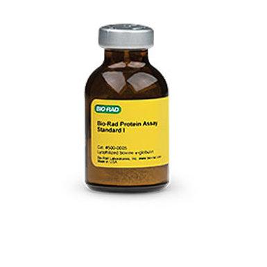 Protein Standard II   (BSA) 1 vial  (reconstituted)
