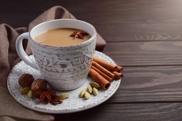 receita de chai