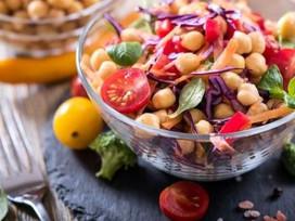 Receitas de Saladas Nutritivas