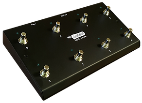 ActitioN midi footswitch foot controller
