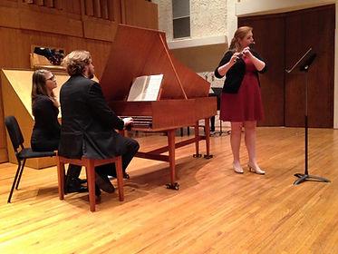 Brittany Salkill Flutist and Teacher