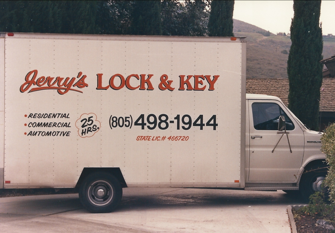 JERRY'S LOCK & KEY