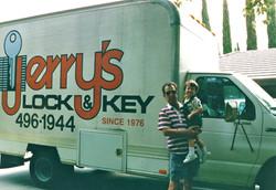 JERRY'S LOCK & KEY