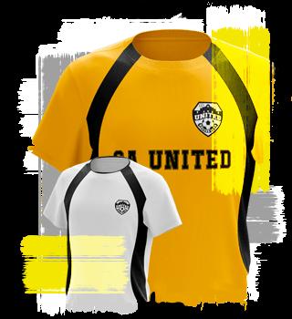 SA United uniform - 2008