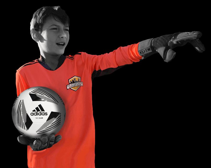 San Antonio United Soccer Club - Goalkeepers
