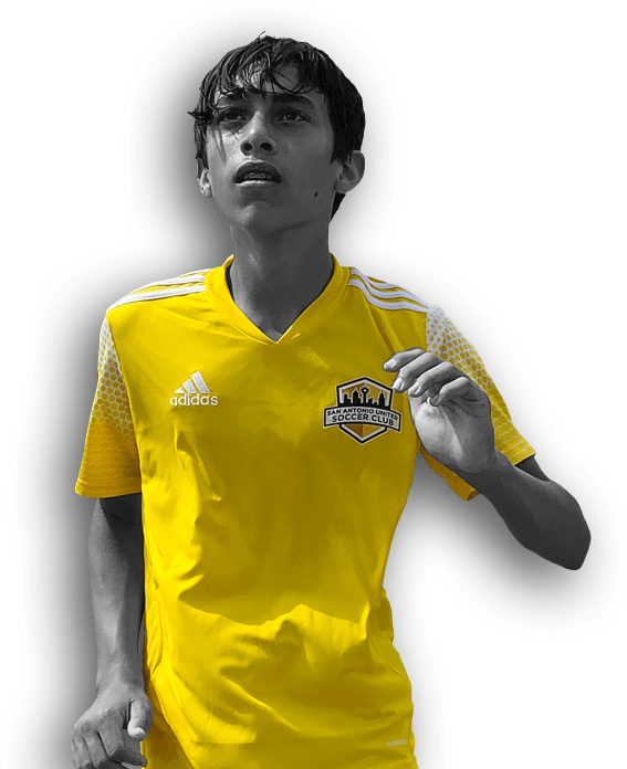 SA United Soccer Club - Home jersey 2020-2022