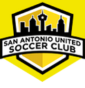San Antonio United Soccer Club Badge