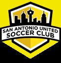 San Antonio United Soccer Club Badge