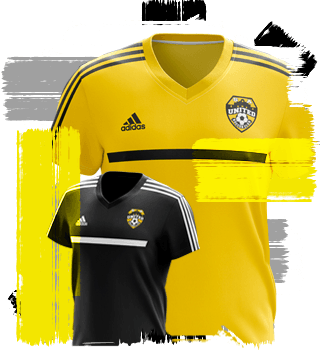 SA United uniform - 2018