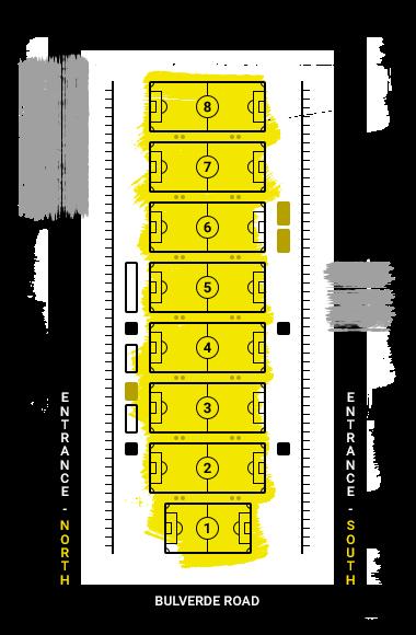 SA United field map