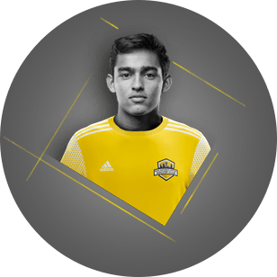 SA United Soccer Club - Fabrizio Bernal