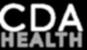 CDA Health Logo White.png