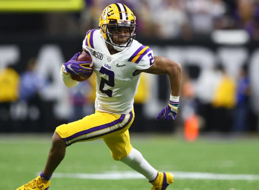 Post-Draft Model Ratings: 2020 Wide Receivers