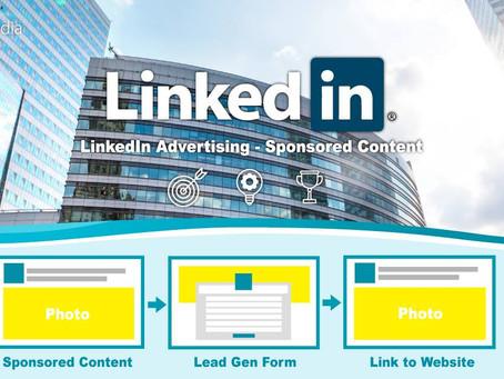 有無諗過係LinkedIn落廣告?