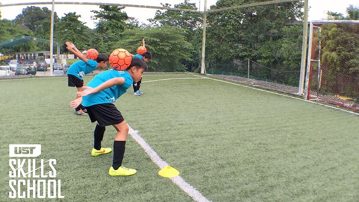 Soccer Skills School Singapore