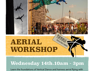 Plymouth Workshop - Bookings OPEN!