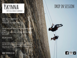 DROP IN SESSIONS THIS WEEKEND!