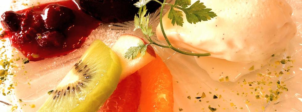 和洋融合料理/Japanese and Western fusion cuisine