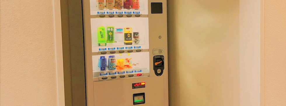 自動販売機/vending machine