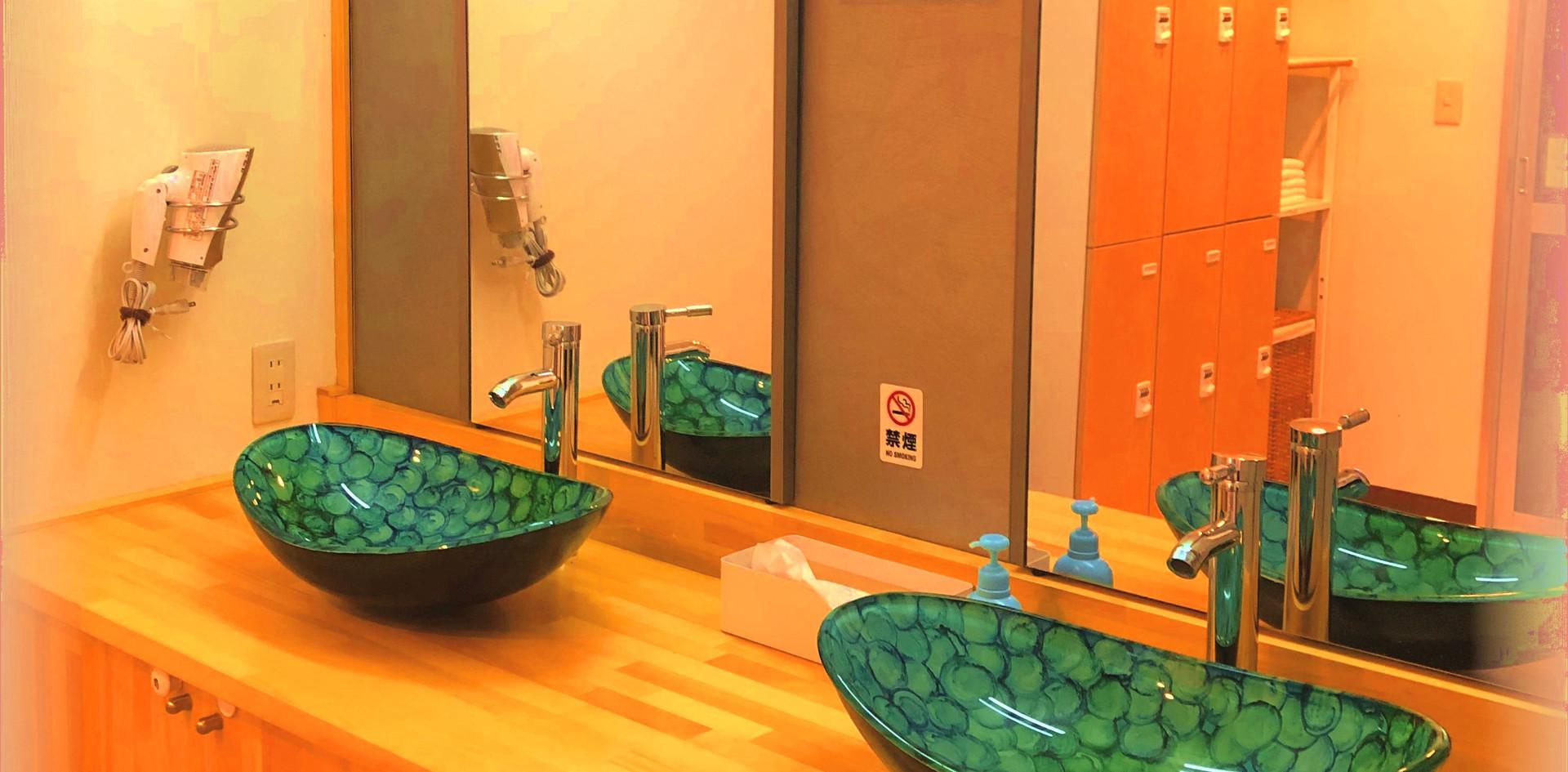 SPA脱衣室(女子)/dressing room