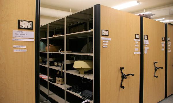 Collections storage, artifact storage, rolling stacks