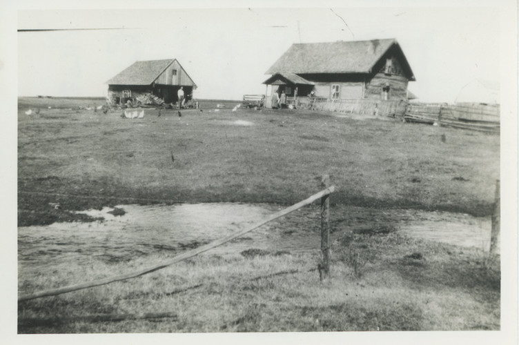 Mazeppa Homestead