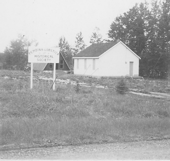 Pembina Lobstick Historical Society, Evansburg Scout Hall