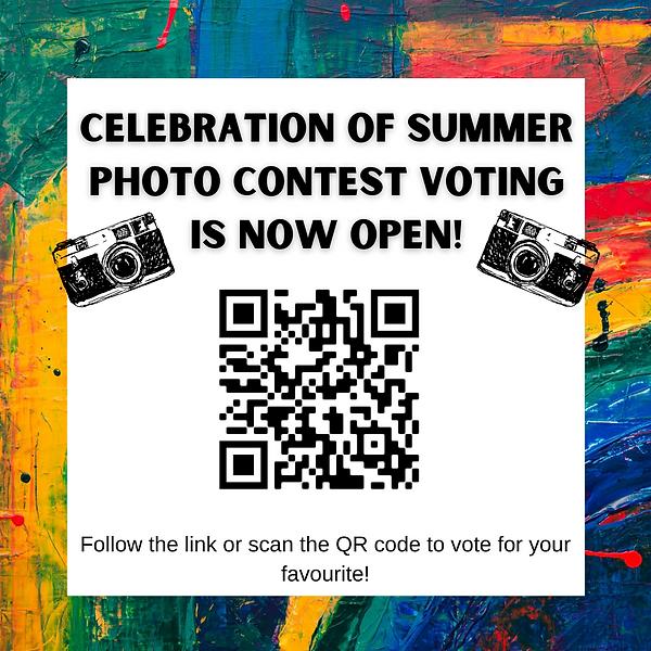 Celebration of Summer Photo Contest Voti