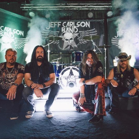 Jeff Carlson Band ticket info for House Of Blues and Whisky A Go Go shows!