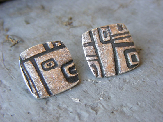 Style Squared Earrings